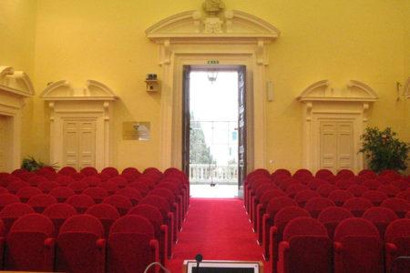 Università degli Studi di Genova - Facoltà di Ingegneria - Punto Quattro Arredamenti