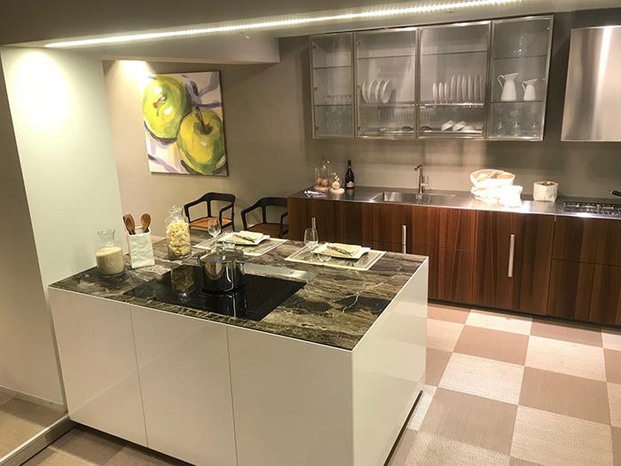 Outlet cucine Rossana Isola modello HT50