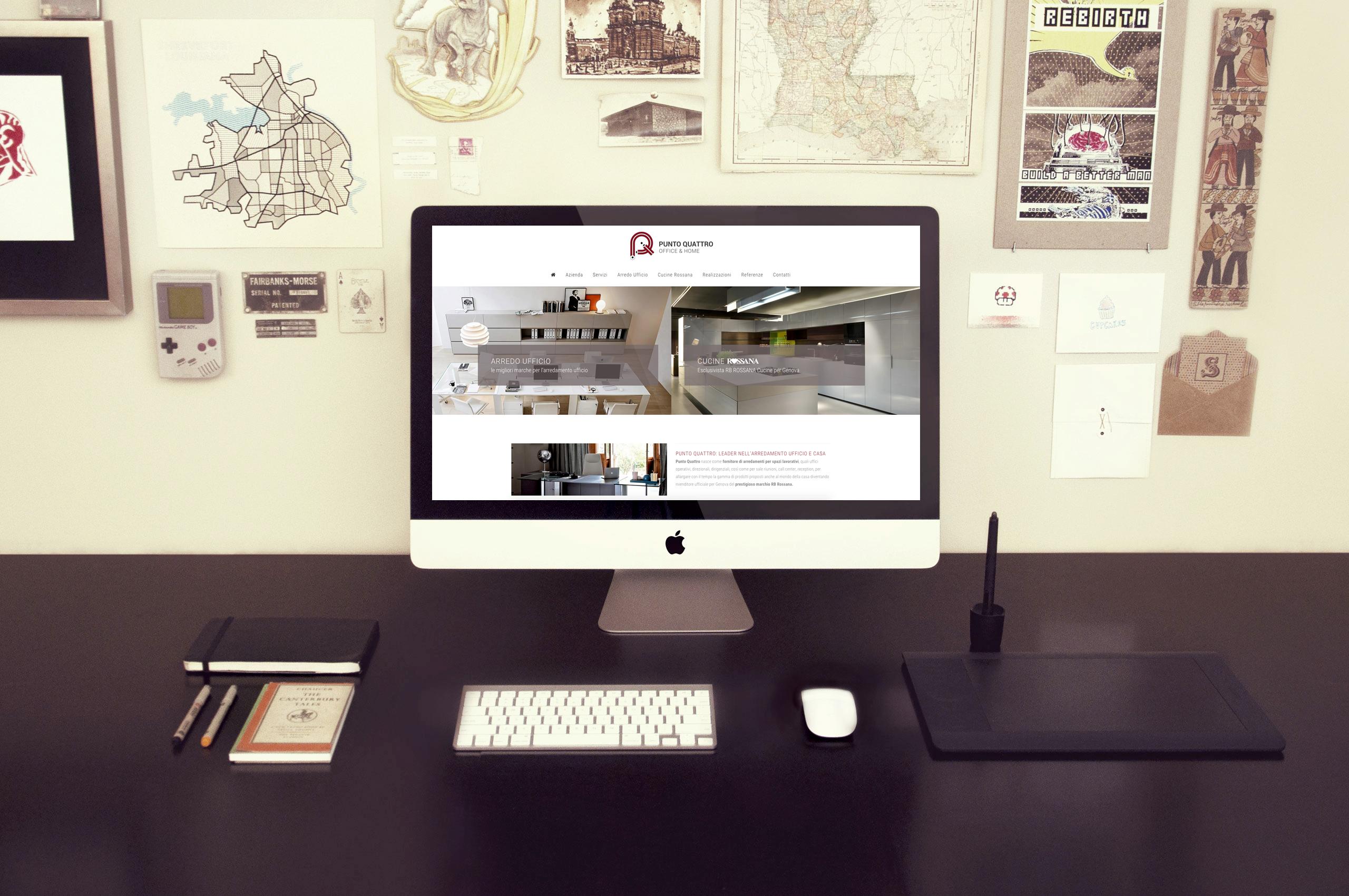 Punto Quattro - Office & Home