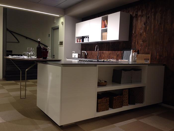 Outlet cucine Rossana modello HD23 ad angolo