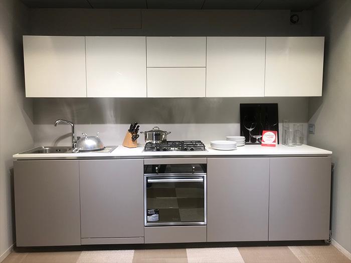 Outlet cucine Rossana modello HD23 lineare