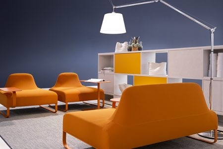 Relax lounge - Zone relax condivise - Punto Quattro Areedamenti